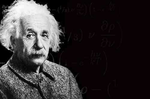 Famous Dyslexic Albert Einstein